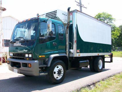 Isuzu Ftr Photos News Reviews Specs Car Listings Commercial Vehicle Toyota Motors Trucks