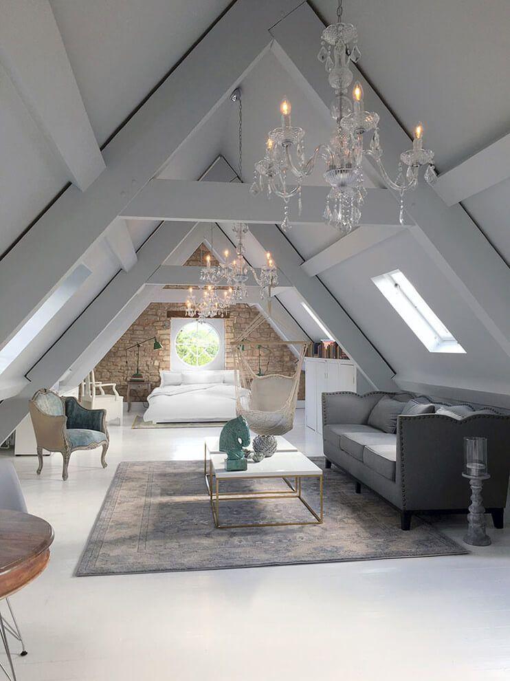 You Are Rrobablu Familiar With The Attic Room Ideas Sraze Reorle All Over The World Are Now Utilizing T Attic Bedroom Designs Attic Master Bedroom Attic Rooms