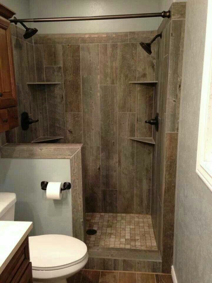 Ceramic Tile That Looks Like Reclaimed Barn Wood