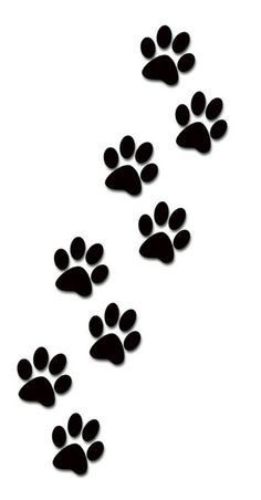 Dog Paw Prints Google Search Dogs Give Me Joy Prints