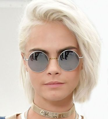 Hair Color Chart Blonde 70 Super Ideas In 2020 Cara Delevingne Hair Platinum Blonde Hair Platinum Blonde Hair Color