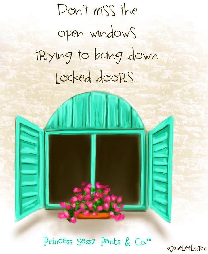 Window Quotes Don't Miss Windows Quote Via Wwwfacebookprincesssassypantsco