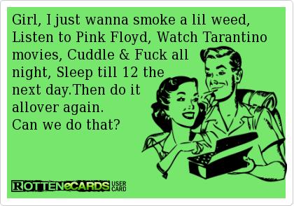 Fucks Weed Girl Smoke Then