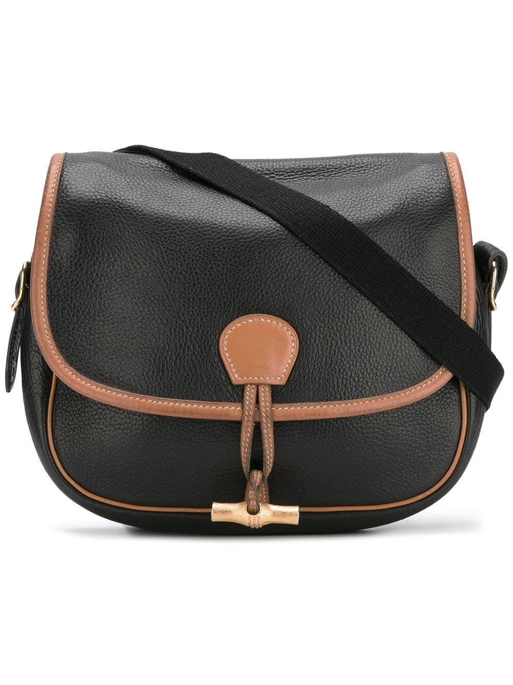 Photo of Hermès Pre-Owned Duffle Shoulder Bag – Farfetch