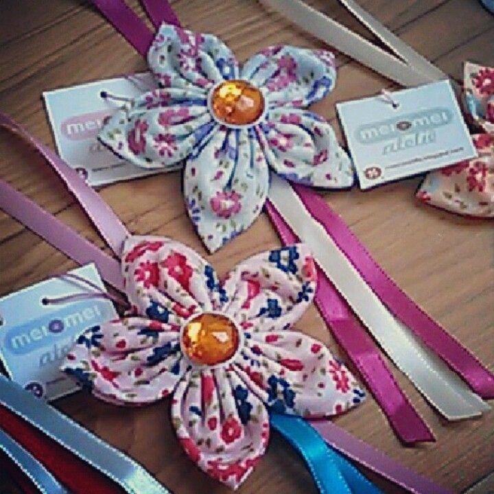 Craft: Chaveiro de flor! Consulte-nos! #meimeiatelie