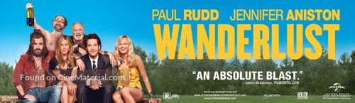 "Photo of ""Wanderlust – WANDERLUST"" 2012 U.S movie poster. (14i). – Movie posters (e)."