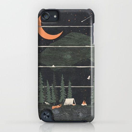 Wish I Was Camping... iPhone & iPod Case