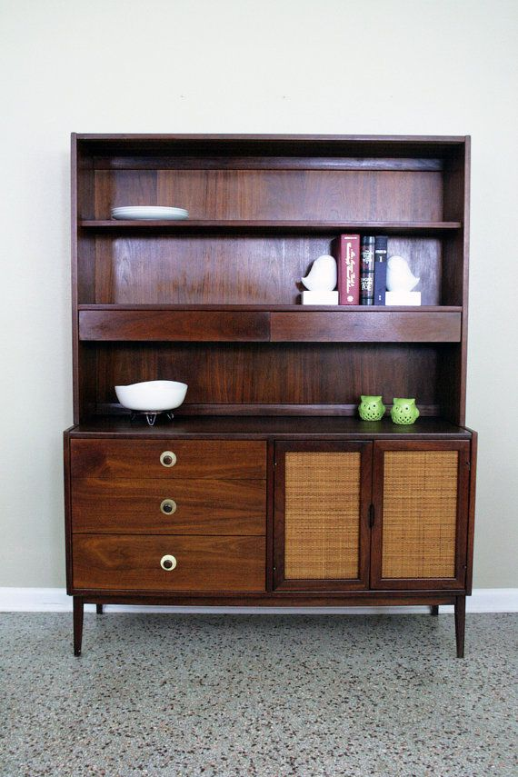 Jack Cartwright For Founders Hutch/Credenza By RetroTherapyRehab