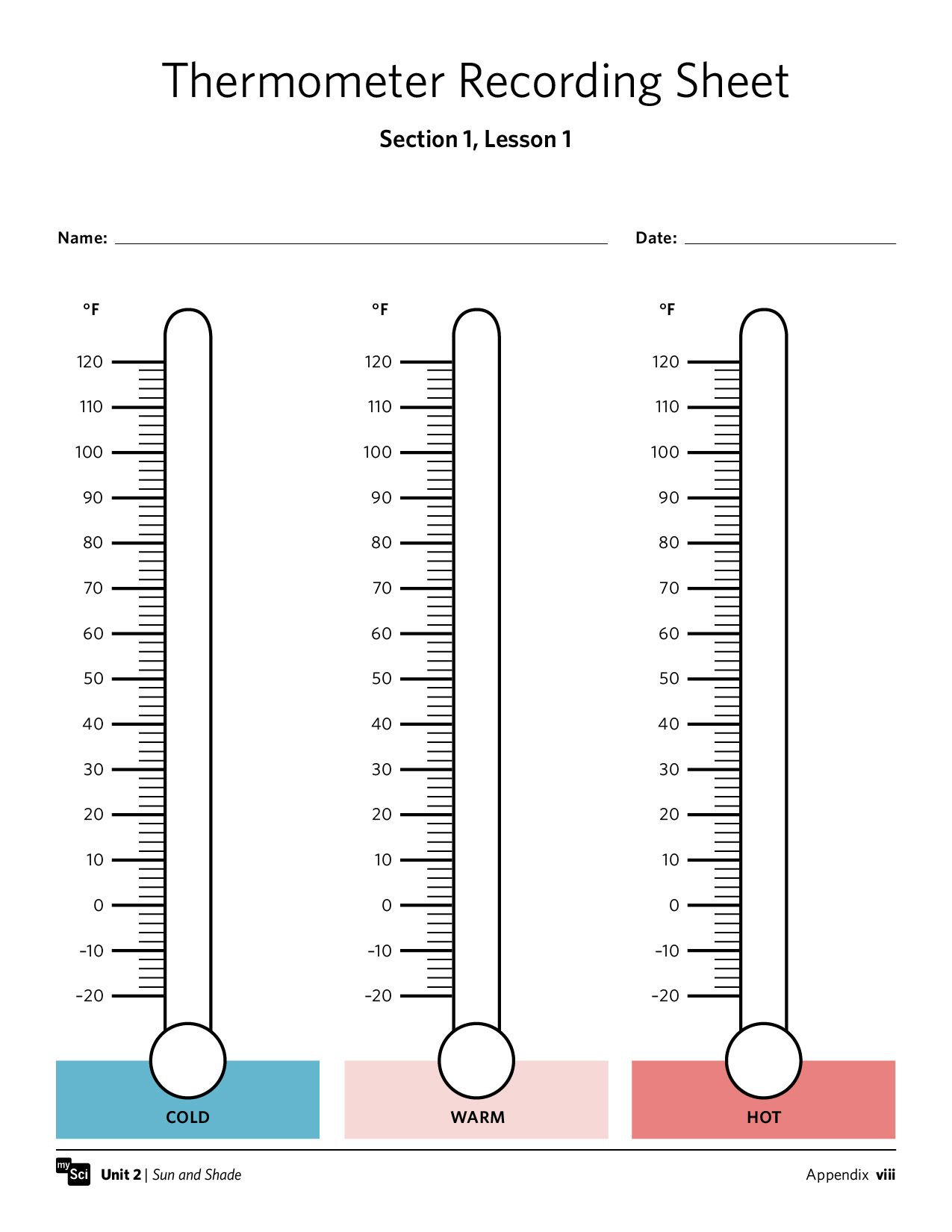 medium resolution of Teaching your kindergartens about the tools that scientists use? Use this  FREE printable to teach them about thermometers and …   Teaching