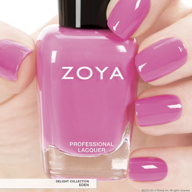 I love zoya nail polish. . . On the rare occasion I paint my nails ...
