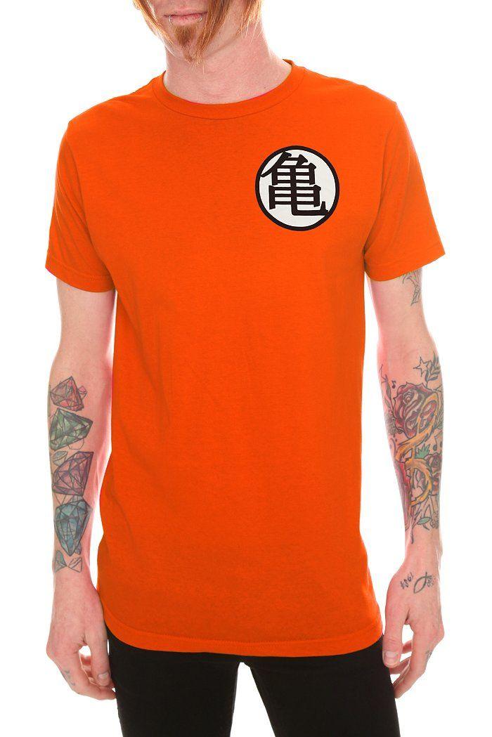 Dbz Kame Symbol Shirt Things For The Boyfriend Pinterest