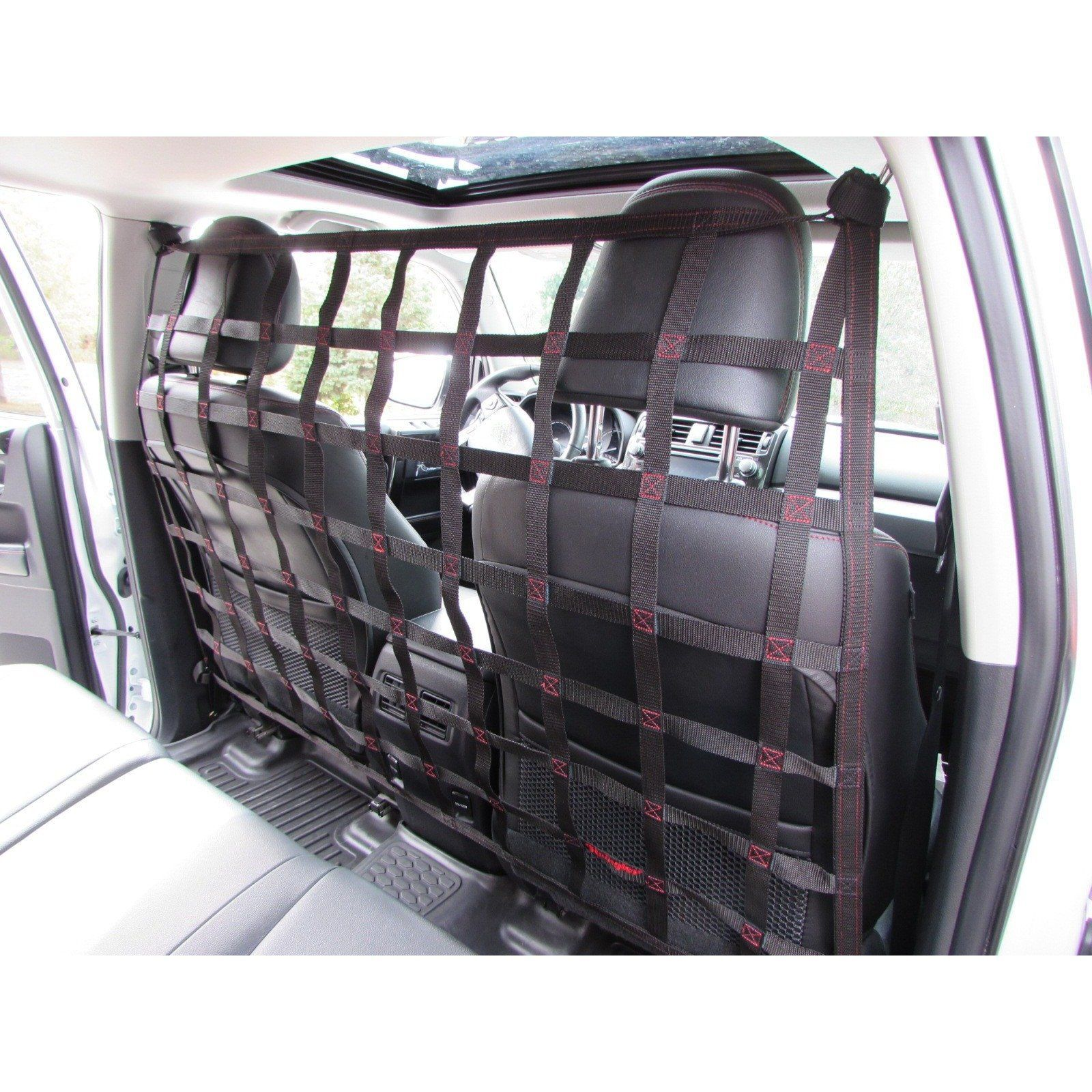 Headrest Mesh Dog Guard 05-12 Mitsubishi Outlander