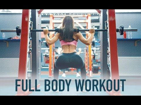 full body gym workout for women just one piece of