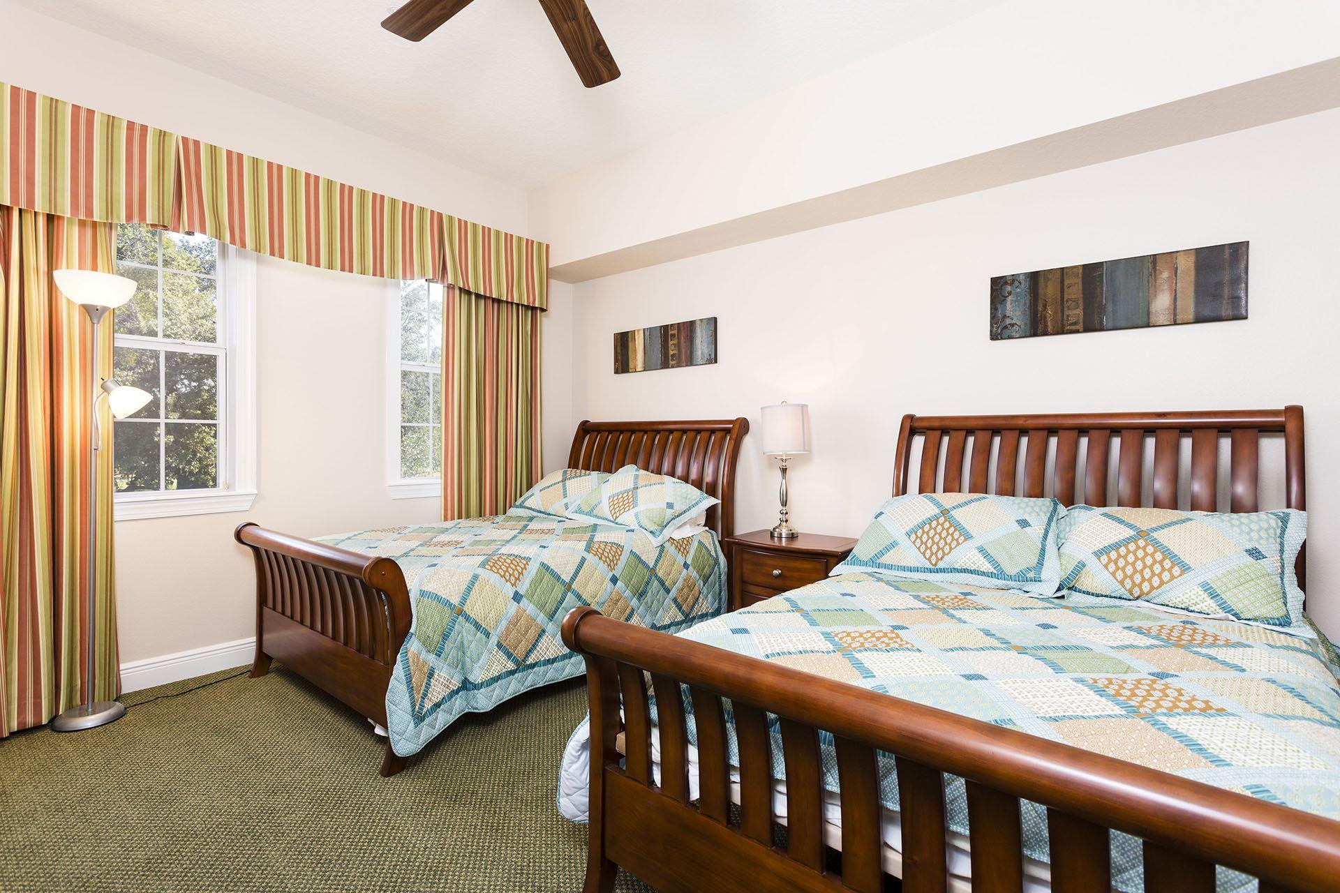 Reunion 3 Bedroom Condo R100 #Vacationrental #Reunion #Orlando #Florida #Universal