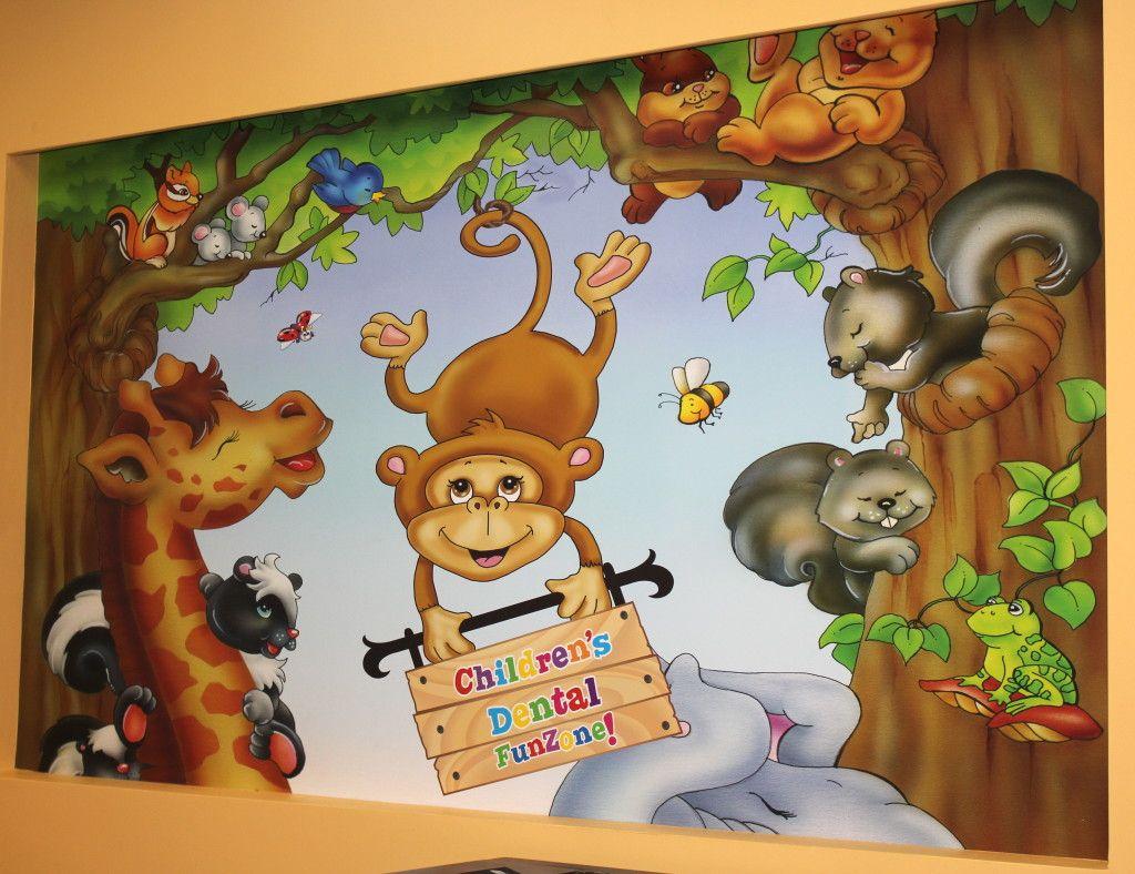 Ontario Kid's Dentistry Children's Dental FunZone Kids