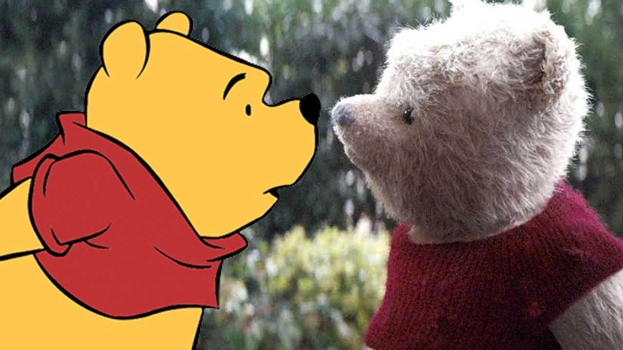 The Live-Action Winnie The Pooh Movie Looks Magical and Adorable ...