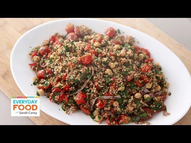 Beautiful roasted tabbouleh everyday food with sarah carey beautiful roasted tabbouleh everyday food with sarah carey forumfinder Images