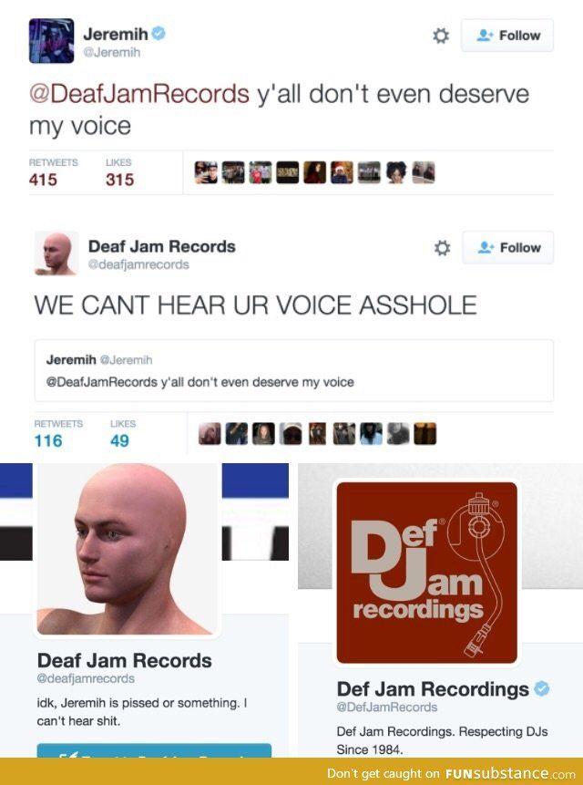 Deaf Jam Records