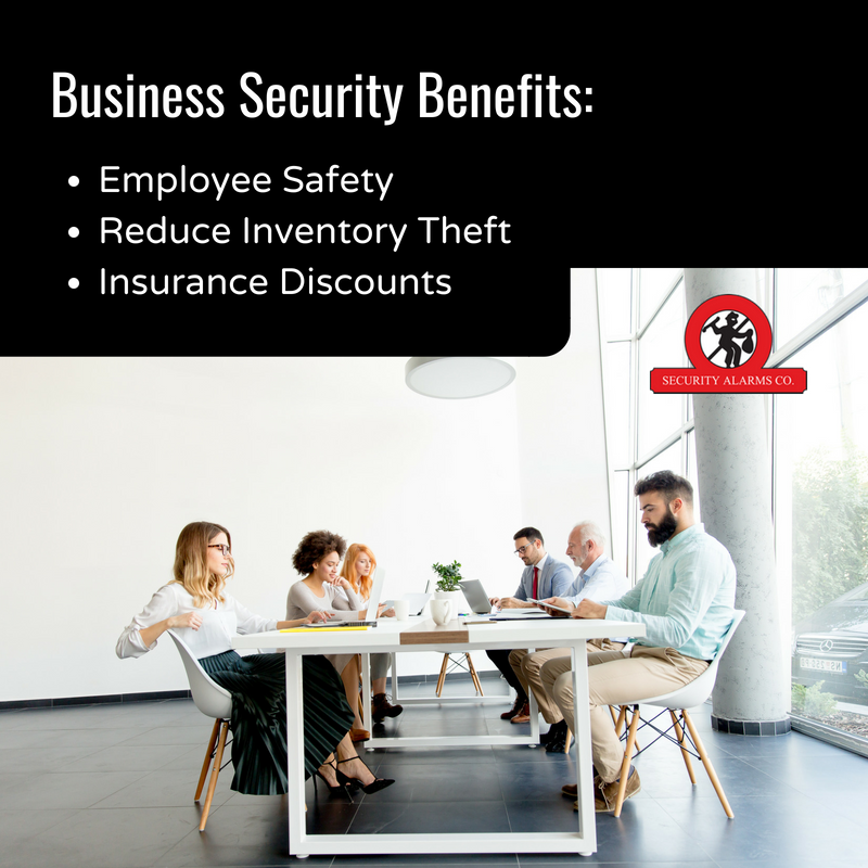 Small Business Security Systems Improve The Overall Business