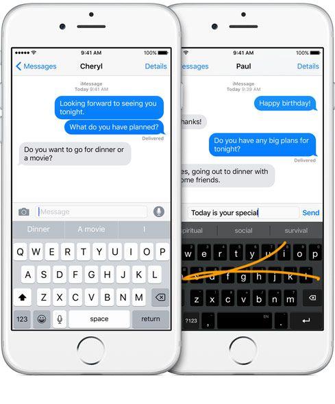Accessibility - iOS - Apple