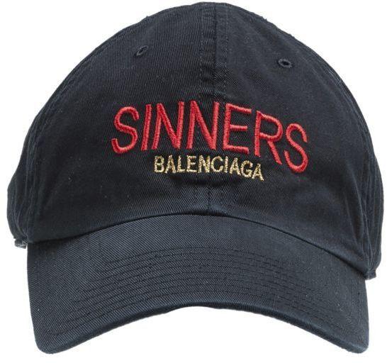 75cb2ed4c38 Balenciaga  sinners  Hat