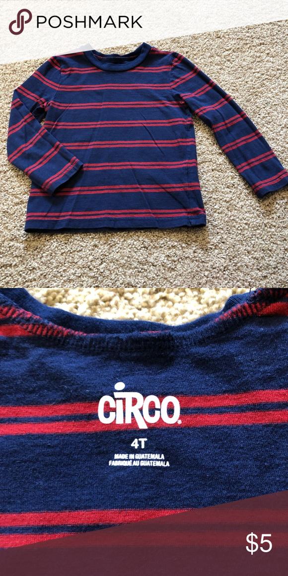 f29eff5f0 4t Circo stripe tee 4t Circo stripe tee Circo Shirts & Tops Tees - Long  Sleeve