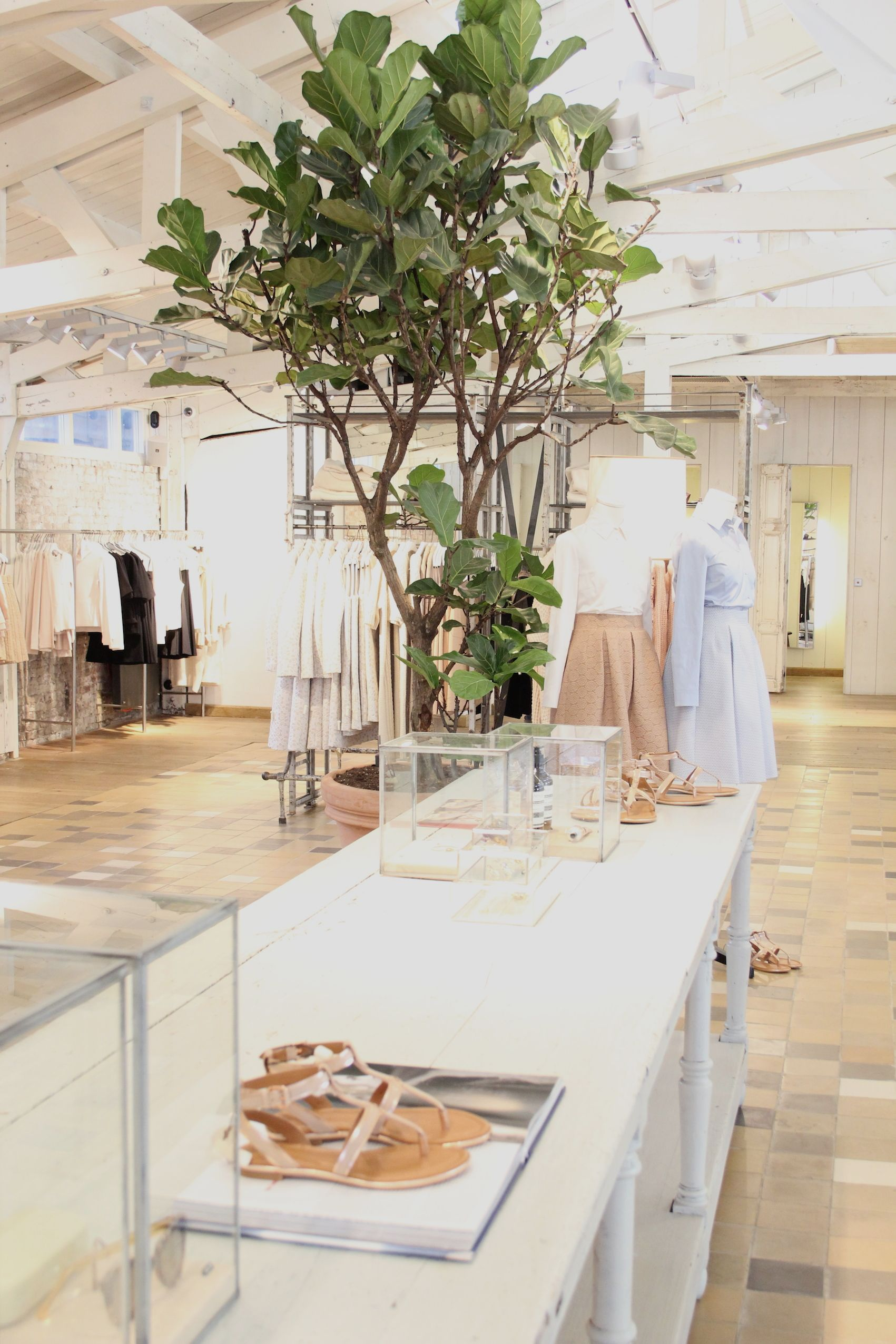 Interieur Winkel Bergen Bergen Noord Holland Eropuit Clothing Boutique Interior