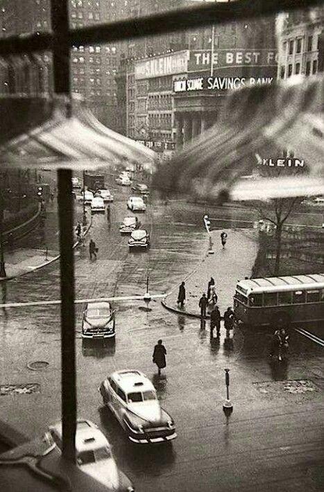Union Square (NYC), 1950.
