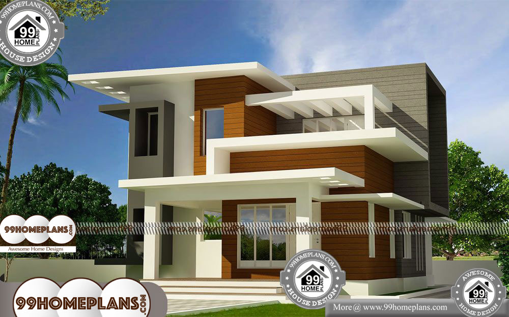 South Indian House Architecture 70 2 Storey Display Homes Collections 99homeplan Small House Design Architecture Architecture House Best Small House Designs