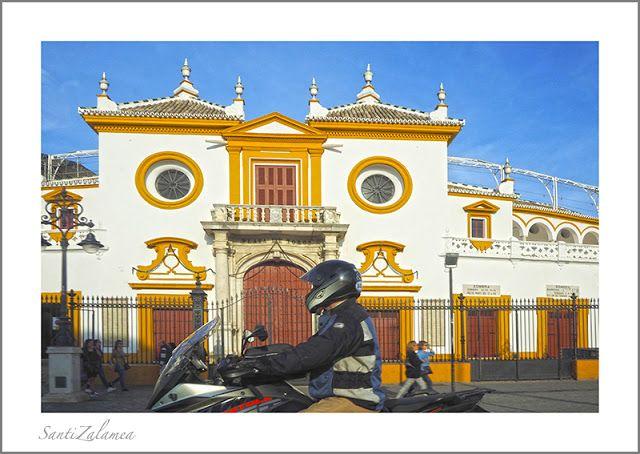 Santiago Zalamea Igogans: La Maestranza