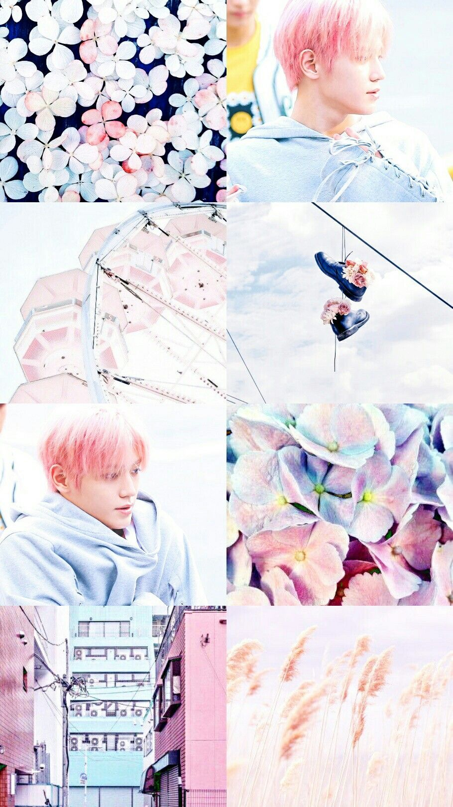 Taeyong Nct Aesthetic Kpop Wallpapers Wallpaper Ponsel