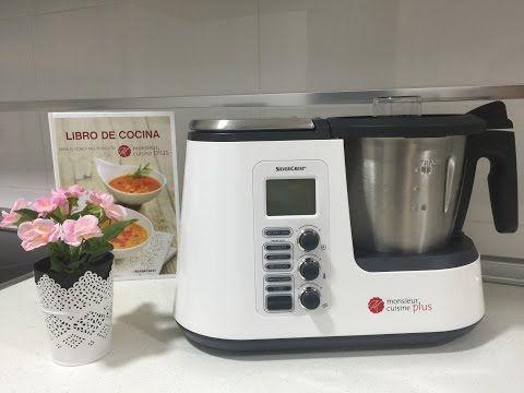 Croquetas de bacalao de toda la vida monsieur cuisine - Robot de cocina monsieur cuisine plus ...