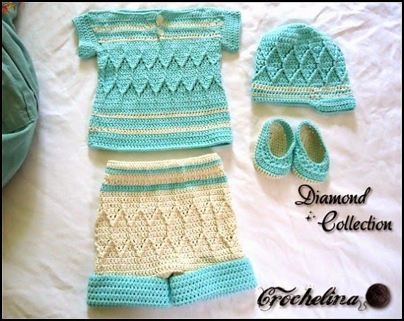 Crochetpedia: New pattern up in store! Crochet Baby Shorts Pattern ...