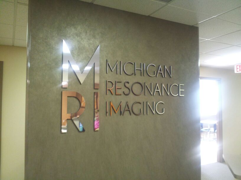 Our new Auburn Hills site also has a beautiful new sign.