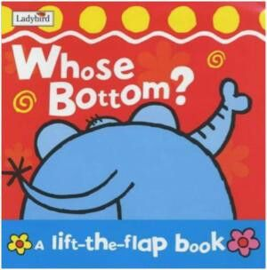 """This concept was apparently so good that two different publishers have used it. The illustrated Whose Bottom Is This? is a hardcover lift-the-flap guessing game for children ages 1 to 3. Those same children can then graduate a few years later to Wayne Lynch's photographic series of books, which include the posed posteriors of """"hippos, rhinos, bighorn sheep, pin-tailed ducks, and more."""" It might be good preparation for a child's first field trip to the zoo, so long as someone teaches them…"""