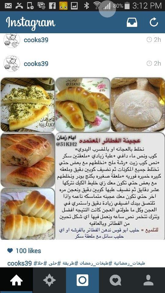 عجينة فطاير Tunisian Food Cooking Recipes Food Receipes