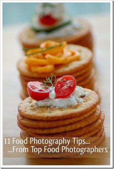 Food Photography Tips - Food Photographers