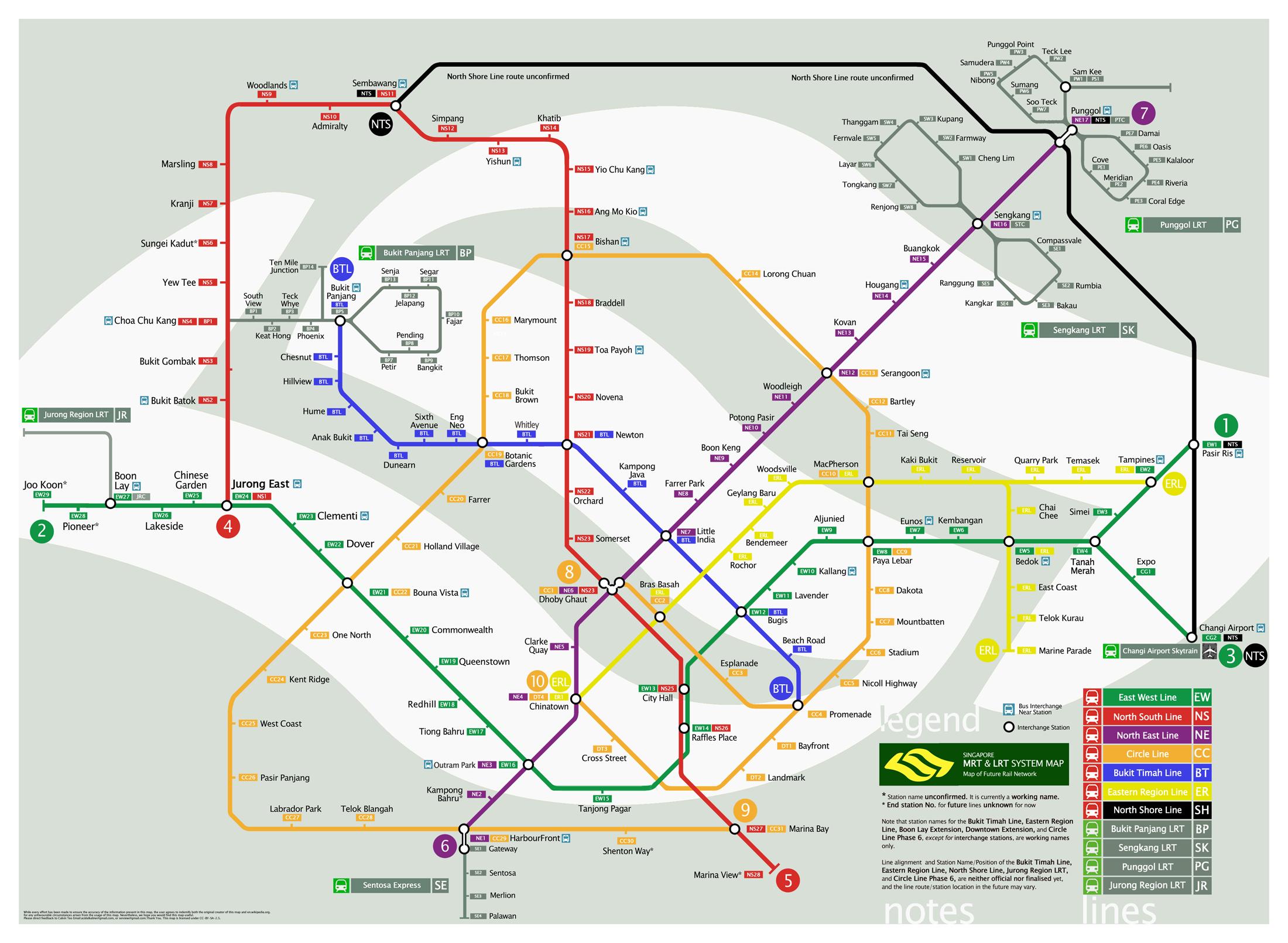 Singapore  Transport System  U2014guide To Moving To Singapore