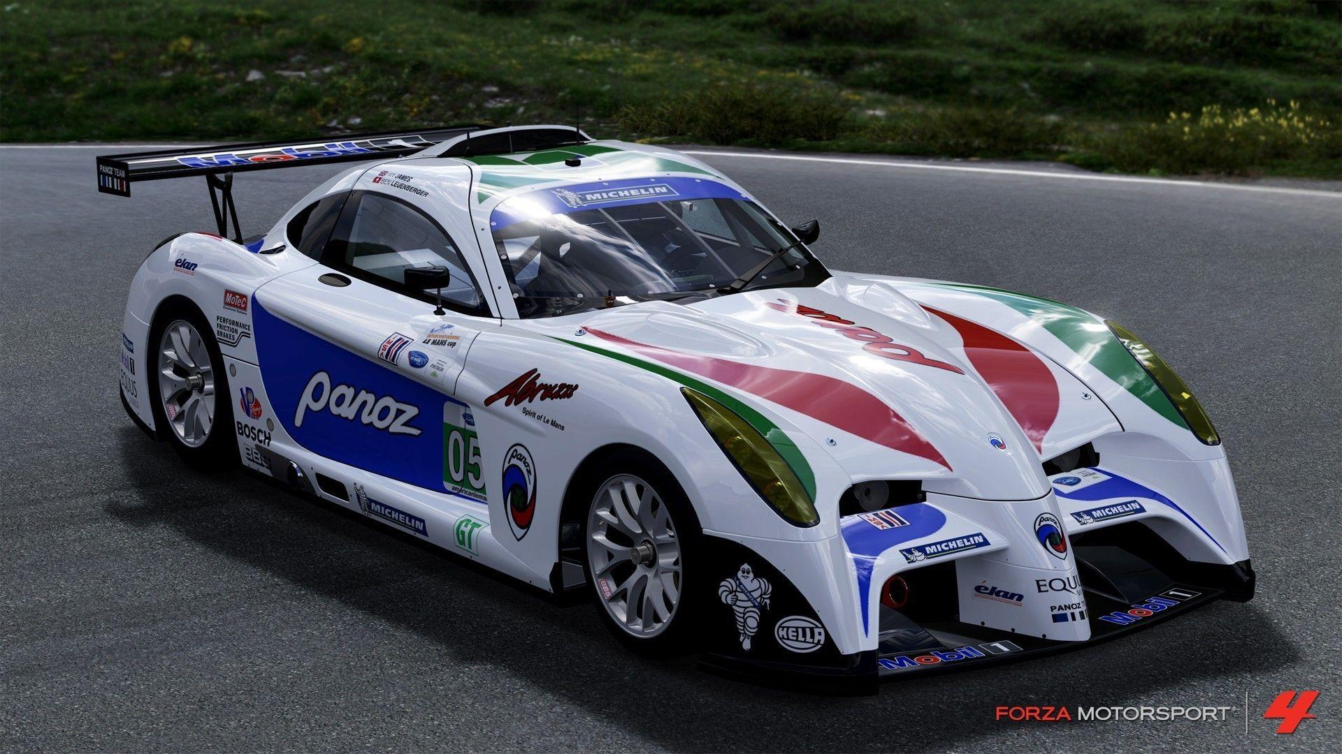 Forza Motorsport 4 Panoz Xbox 360 Abruzzi Cars 1920x1080 Motorsport Xbox Abruzzi Cars Via Www Allwallpaper In Auto Da Corsa Auto