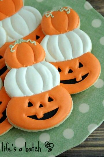 Pin by Nicole Goodremote on Holidays !!!!! Pinterest Holidays - halloween pumpkin cookies decorating