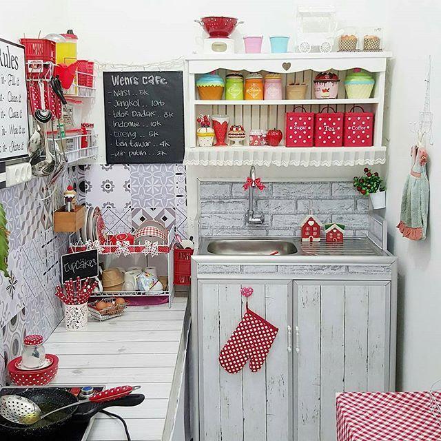 Dapur Merah Ini Kalau Saya Sih Aaaa Inspirasi Cantik By