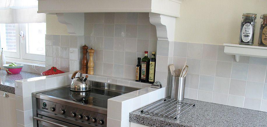 witte tegeltjes keuken   Google zoeken   Keuken   Pinterest