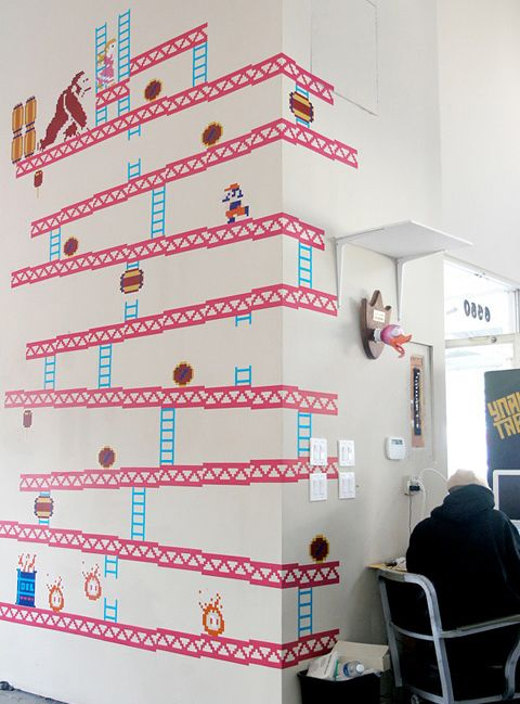 Video Game Wall Decals 8