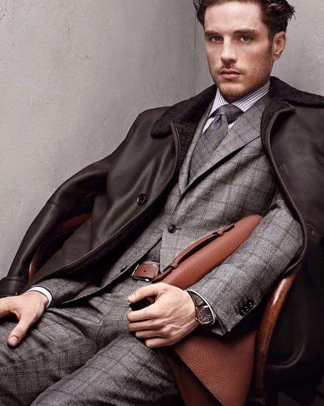 Best Luxury Winter Men's Coat – Robb Report