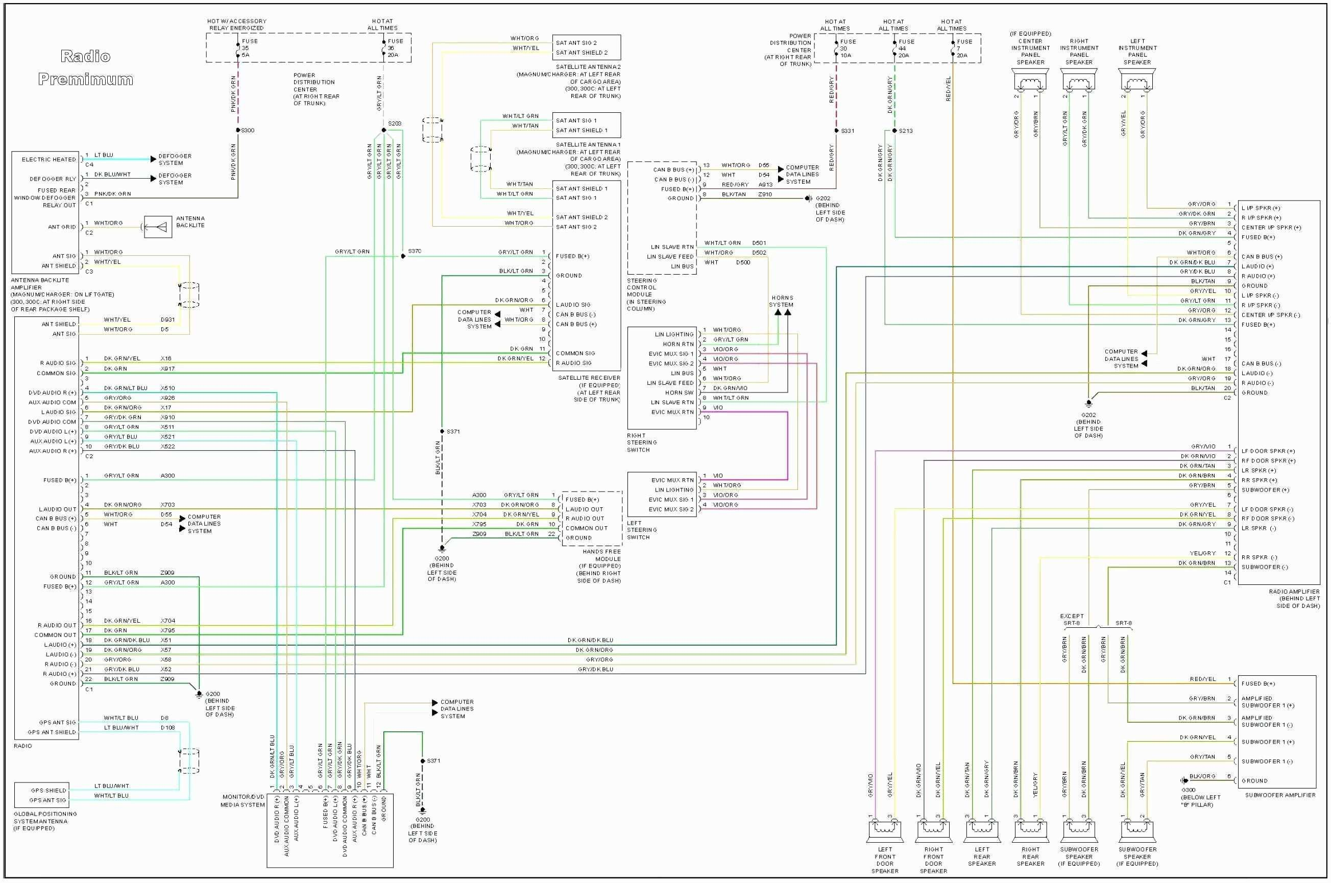 New Audi A4 Symphony Ii Wiring Diagram Jeep Grand Cherokee Chrysler 300 Jeep Grand