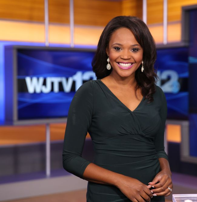 Brittany Noble-Jones is the weekday co-anchor for News Channel 12