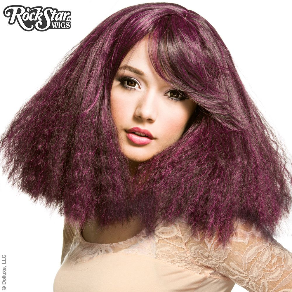 Rockstar Wigs Offers Colorful Hair Perrucas Perruques For Alternative Drag  Queens Big Long Unique Hairstyles Halloween Parties Burlesque Ombre  Celebrity ...