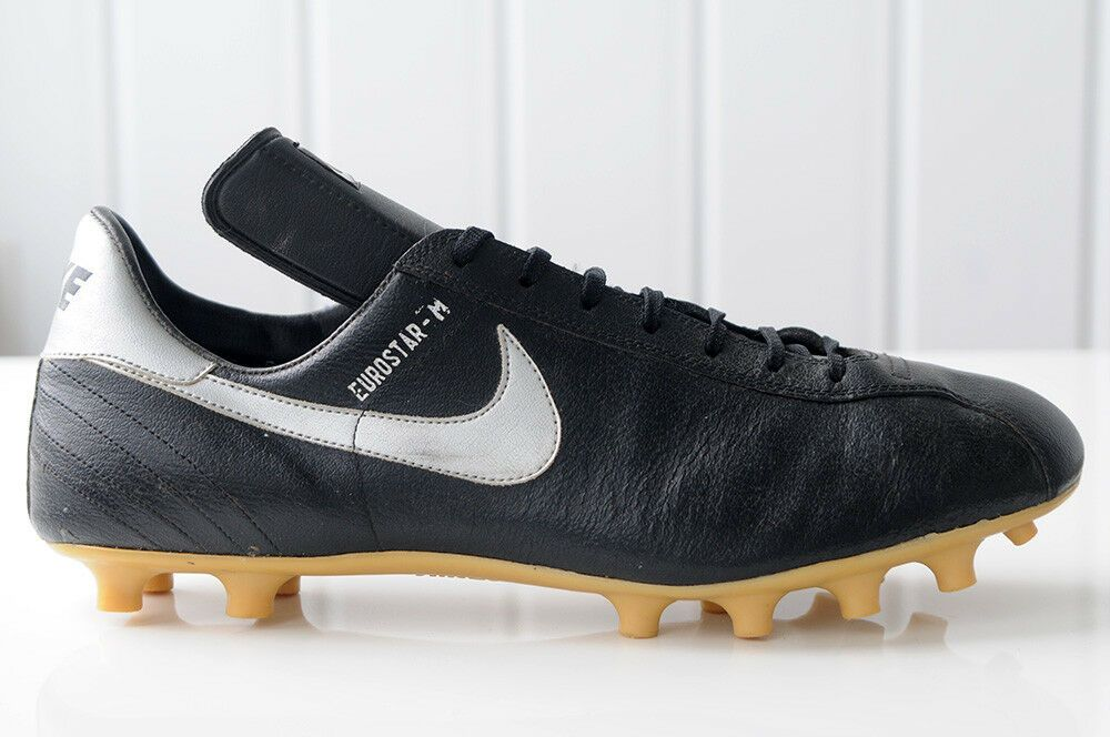 online for sale website for discount thoughts on Details about Vintage Nike Eurostar Leder Fußballschuhe ...