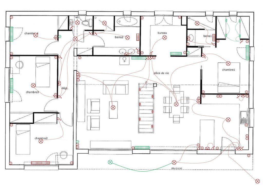 "Photo ""Plan Électrique Haut"" 