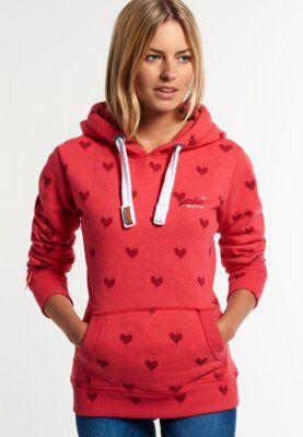 half off 1ef0f c8199 Superdry Sweatshirt - teaberry marl - Zalando.de | Fashion ...